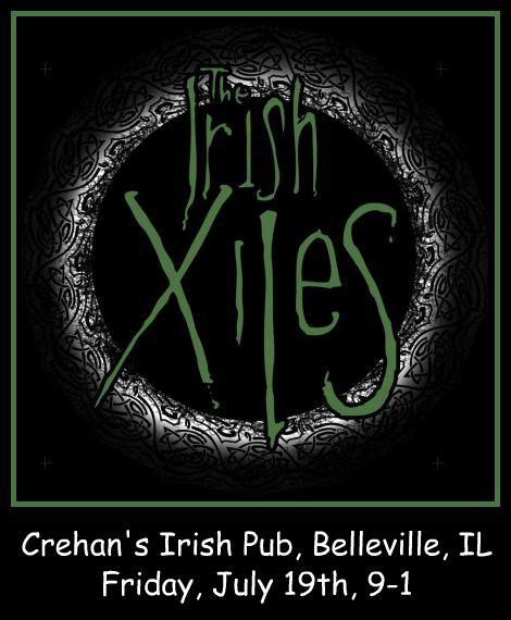 Irish Xiles 7-19-13