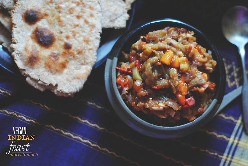 Vegan Indian Feast