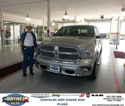 Thank You To John Keen On Your New 2013 Ram 1500 From Bill