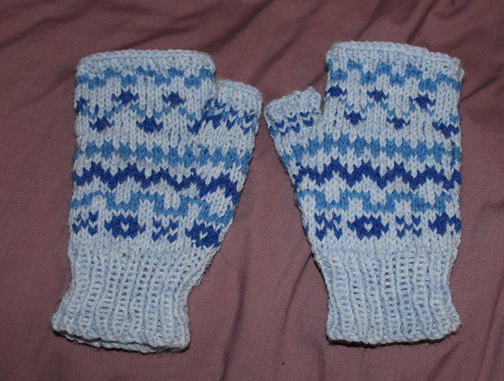 mitts for son