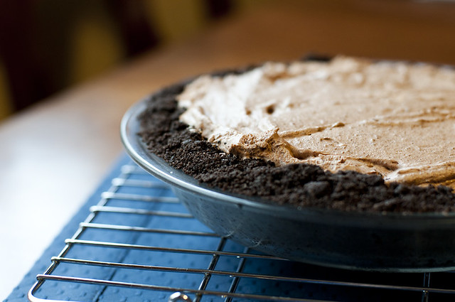 Baileys Salted Caramel Chocolate Pie 2