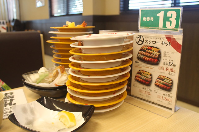 Kaiten zushi
