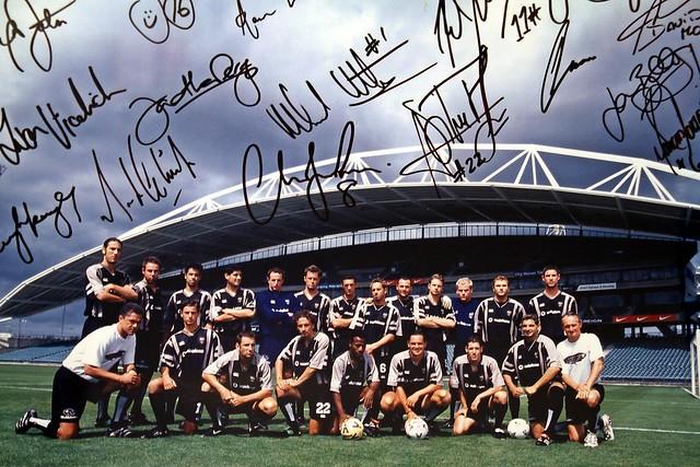 Football Kingz 1999 / 2000 Team Photo