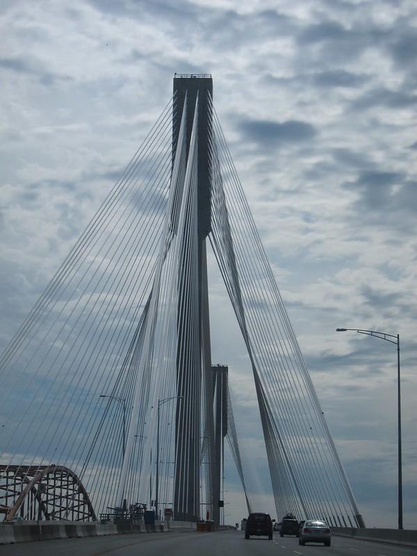 The Port Mann Bridge