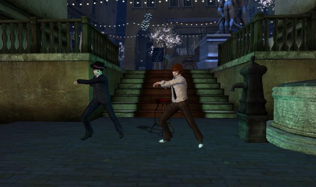 01 - Romeo & Mercutio