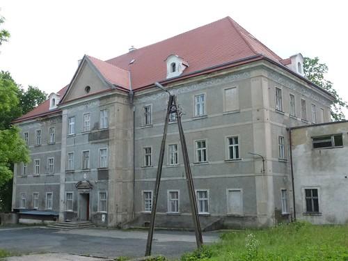 Pałac w Sobieszowie by Polek