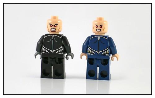 LEGO Super Heroes DC Universe 76002 Superman Metropolis Showdown 10