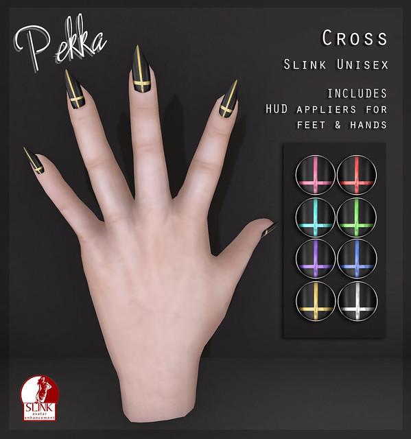 pekka cross nails