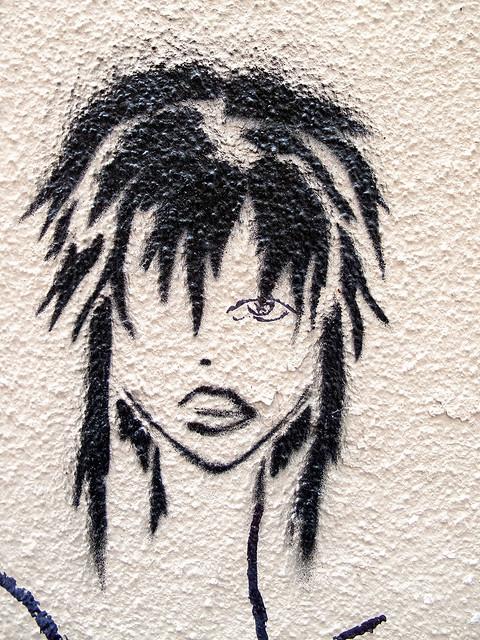 Punk - Stencil