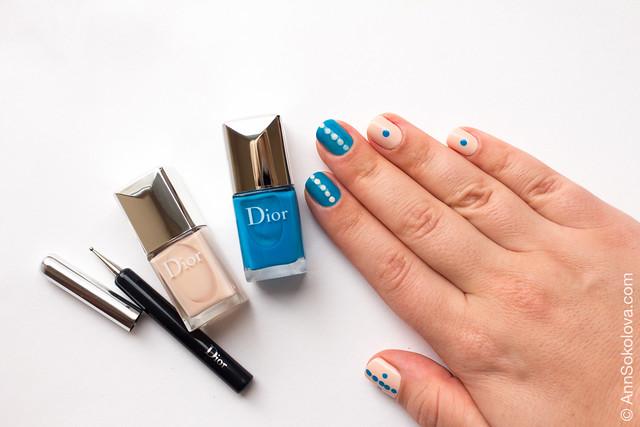 08 Dior Polka Dots #001 Pastilles summer 2016 collection swatches Ann Sokolova