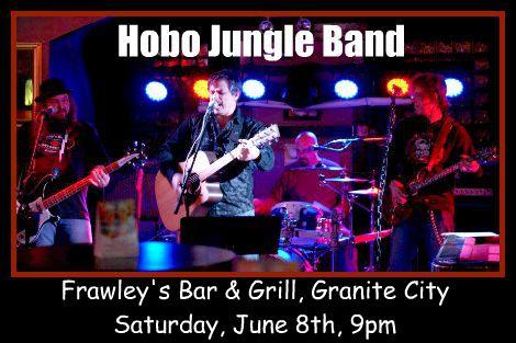 Hobo Jungle Band 6-8-13