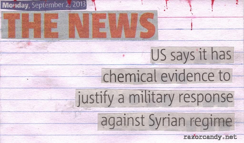 02-09-2013 bitesize new - syria headline