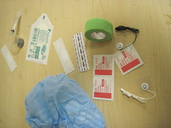 Medical Supplies Collage 2