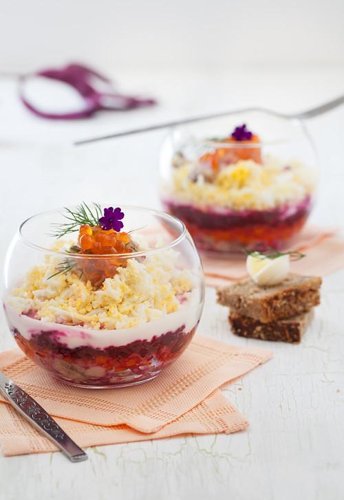 Russian Beet Salad 1