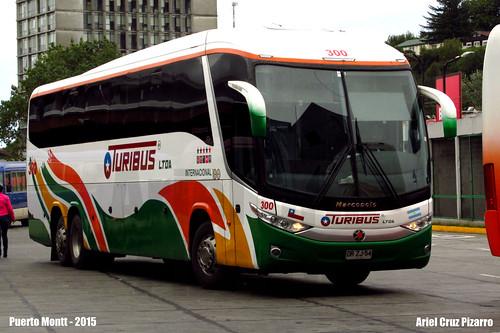 Turibus Internacional - Puerto Montt - Marcopolo Paradiso 1200 G7 (DRZJ54)