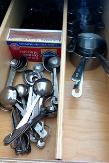 so many spoons!