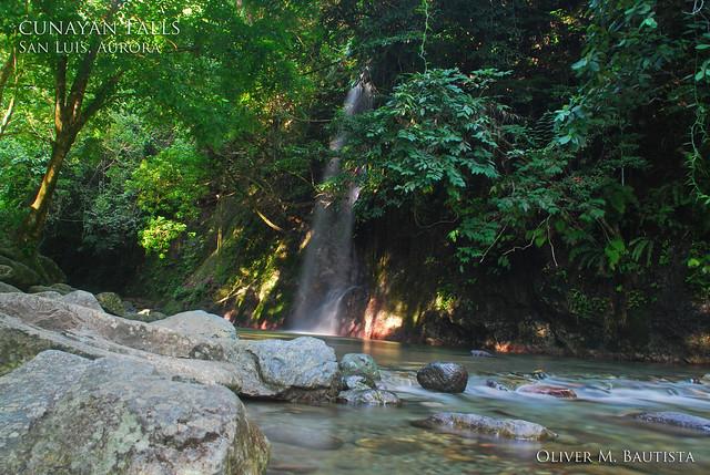 Cunayan Falls