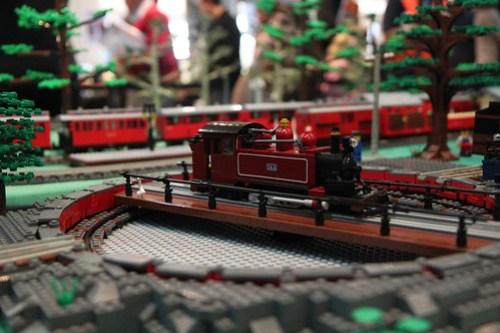 Caulfield Train Show 2013