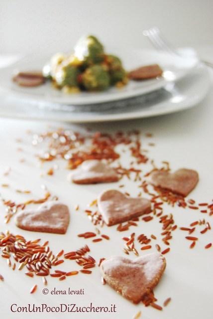 Gnocchetti di broccoli e riso rosso 3