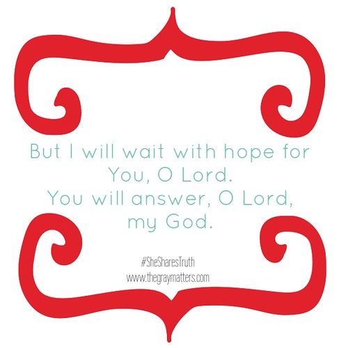 SheSharesTruth Psalm 38