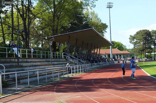 Hertha 03 Zehlendorf vs. Tasmania Berlin 1:
