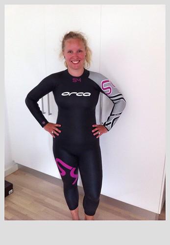 Orca wetsuit