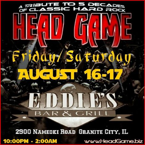 Head Game 8-16, 8-17-13