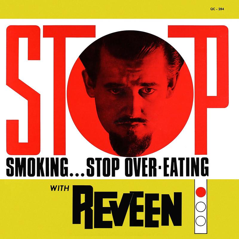 Peter Reveen   LP Cover Art