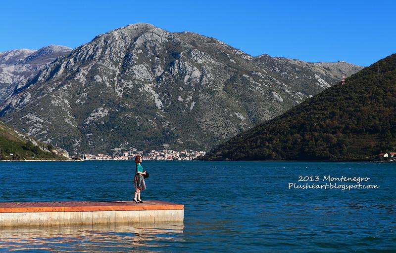 ▌克羅埃西亞 ▌ Montenegro蒙特內哥羅 ‧ 整個峽灣都是我的攝影棚