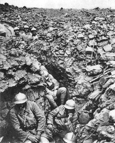 French_87th_Regiment_Cote_34_Verdun_1916