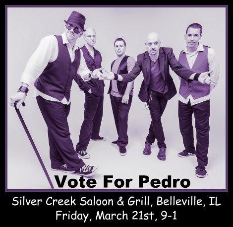 Vote For Pedro 3-22-14
