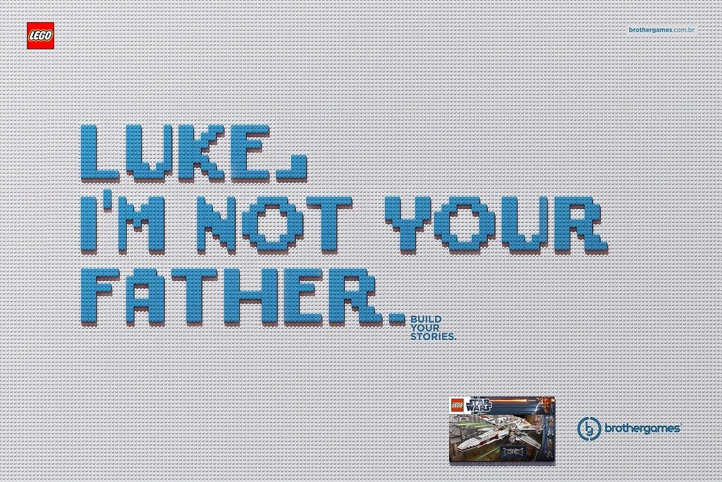 Lego - BrotherGames Luke
