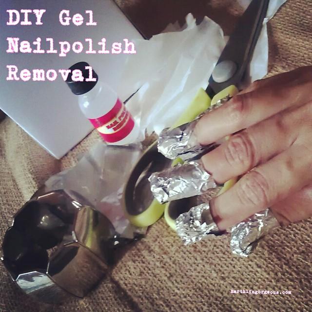 DIY: How To Remove Gel Nail Polish At Home