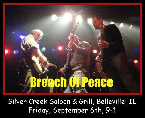 Breach Of Peace 9-6-13
