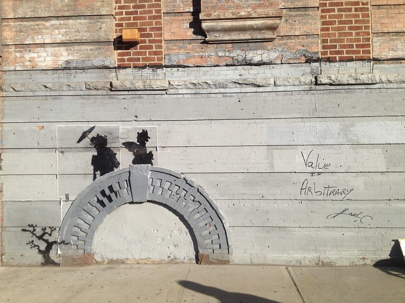 Banksy: Better Out Than In NYC