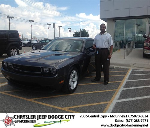 Happy Birthday to Kent Fisher from Brent Villarreal and everyone at Dodge City of McKinney! #BDay by Dodge City McKinney Texas