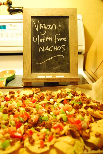 VVP Vegan & Gluten Free Soyrizo Nachos