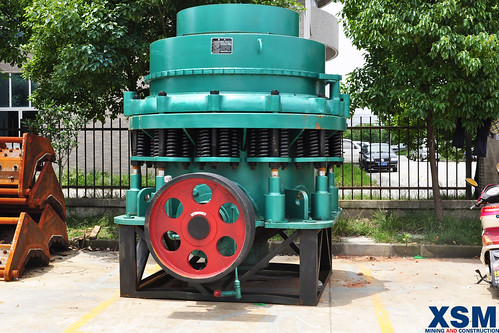 CY Series Cone Crusher