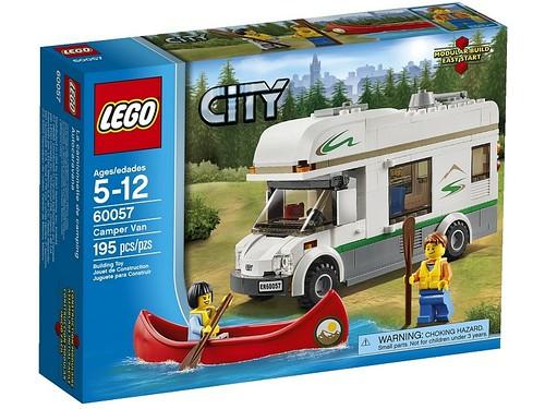 60057 Camper Van
