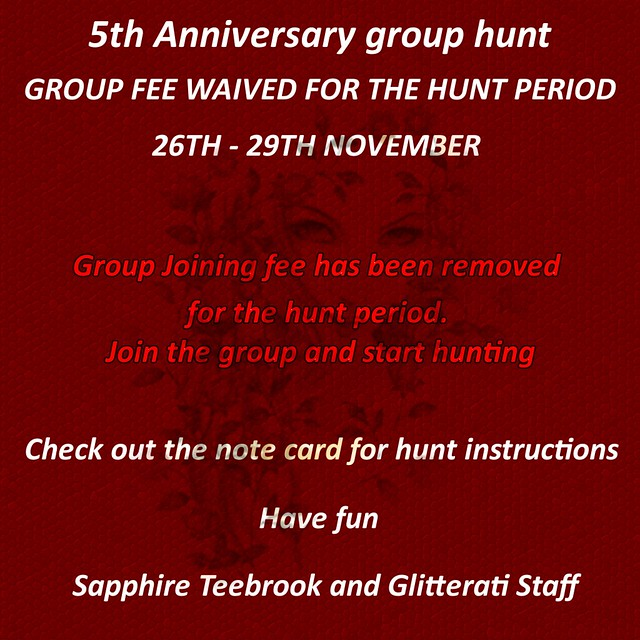 GBS Hunt Poster