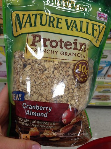 Nature Valley Protein Cranberry Almond