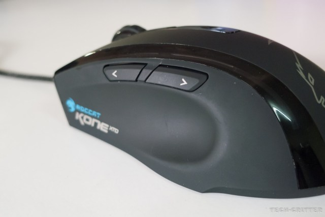 Quick Review: ROCCAT Kone XTD Gaming Mouse 4
