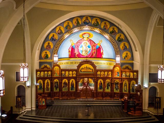 St. George Greek Orthodox Cathedral
