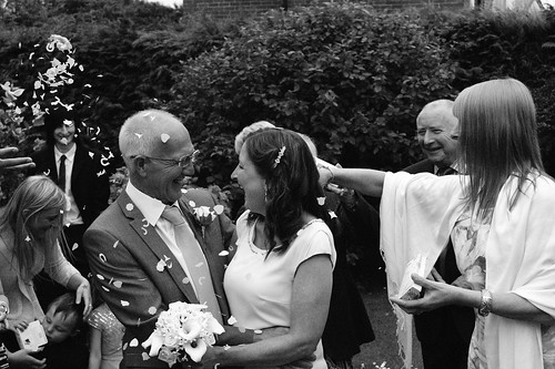 Wedding Anniversary Mum & Rob