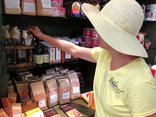 Local Texas Honey still available at Melissa Guerra at the Pearl
