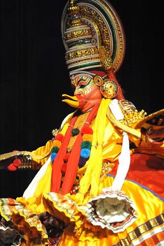 Nala Charitam - Kalamandalam Gopi - Jivan Pani Festival