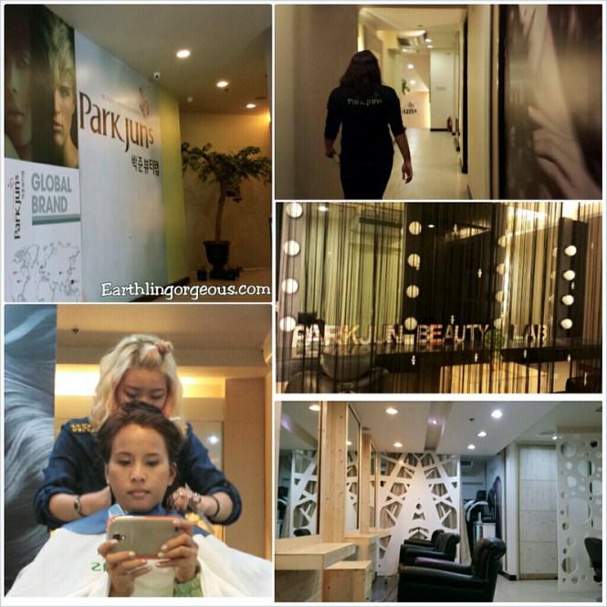 Park Jun Salon review