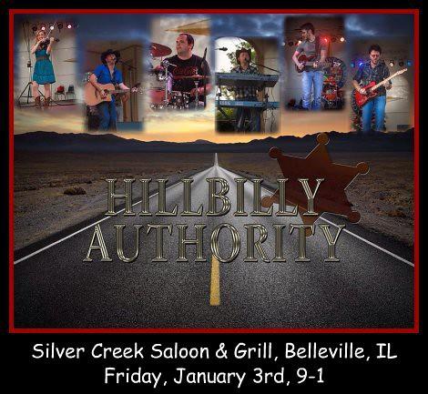 Hillbilly Authority 1-3-14