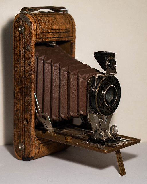 Agfa Ansco No 1A Readyset Special