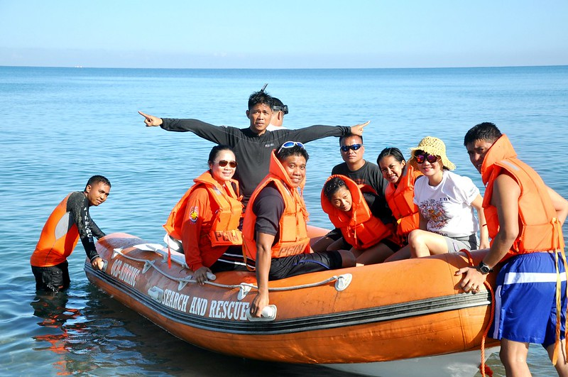 Search and Rescue Rubber Boat Operation Class 07- 2013 (13)